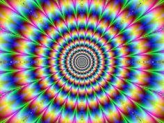 I love optical illusions