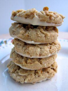 Crunchy Frostbite Cookies | Plain Chicken
