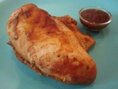 Crock Pot BBQ Chicken on Weelicious