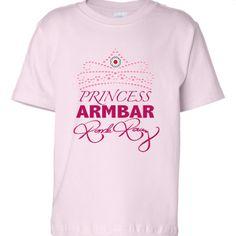 Ronda Rousey – Official Princess Armbar T-shirt