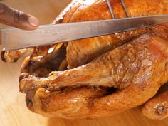 How to Carve a Turkey from FoodNetwork.com