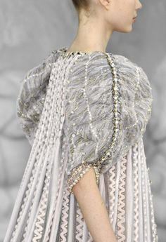 Kenettra couture inspiration (Chanel).
