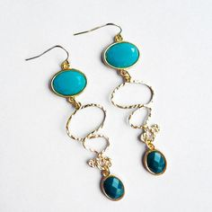Andora Earrings #PassportToStyle #CinqueTerre $16
