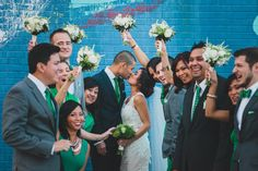 Celebrate with your bridal party post-ceremony!