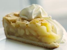 17 Day Diet Recipe: Mom's Apple Pie. #holidaybaking #17daydiet
