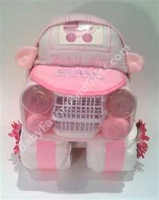 jeep diaper creation