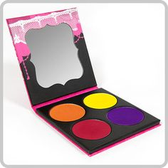 Sugarpill Cosmetics - Burning Heart Palette