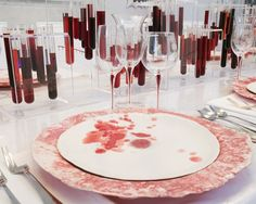 Dexter Dinner Party