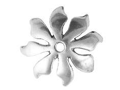 JBB Flower-Shaped Bead Cap