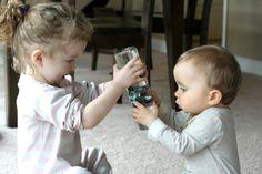 at home, discoveri bottl, infant, discovery bottles, sensory bottles, toddler, diy projects, kid, water bottles