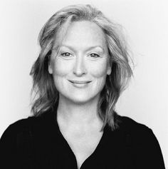 Meryl Streep -- One talented woman....