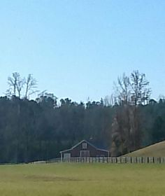 Found the barn