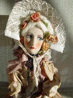 French Boudoir Deco Doll Super 2 French Perfum Boxe s Bonus | eBay
