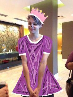 Princess Michael.
