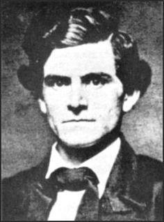 Brigadier General John C. Carter, CSA  (1837-1864)
