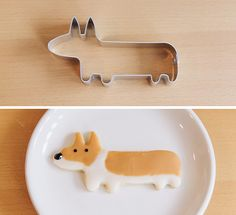 Dog Cookie Cutters by Three Cheers for Corgis - Dog Milk