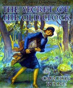 The original Nancy Drew!  Born in 1930 and still cool today!