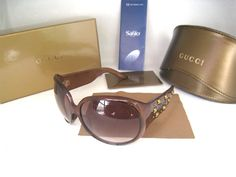Gucci GG3064 Sunglasses in Tortoise