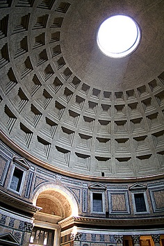 Rome, the Pantheon