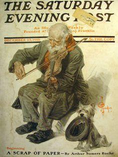 The Saturday Evening Post (December ) by J.C. Leyendecker