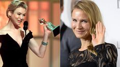 Face it, Renee Zellweger's 'glad' people think she looks 'different'