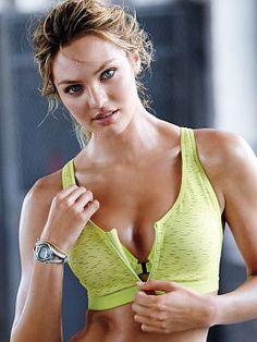 Knockout by Victoria's Secret Front-Close Sport Bra