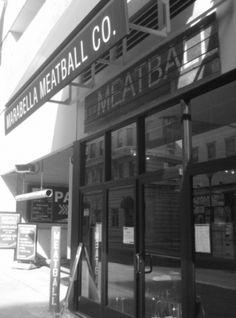 marabella meatball company...