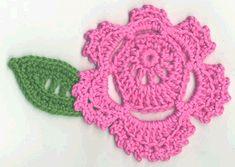 Rose Tutorial, Free pattern