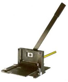 """SHEAR BENCH GUILLOTINE STYLE 6"""""""
