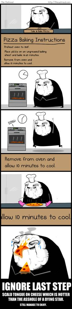 The Oatmeal is the best!