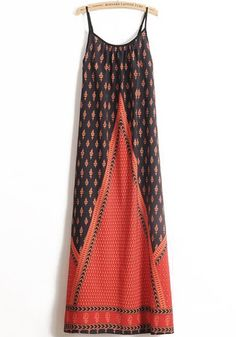 Boho Maxi Dress long dresses, summer dresses, maxi dresses, red floral, boho maxi, red hair, summer nights, summer fun, hot summer