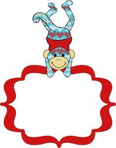 Free LOVE Monkey Heart by The 3AM Teacher