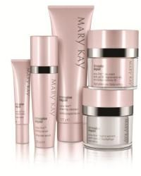 New TimeWise Repair line from Mary Kay