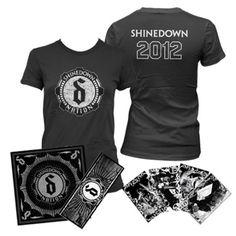 Shinedown hoodie