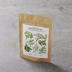 Living Seed Herb Collection