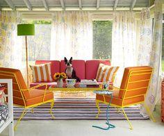 Inspiring Porch Ideas...I love this porch!!!