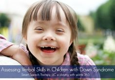 Tatyana Elleseff on assessing children with Down Syndrome