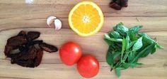Oil-Free Citrus Salad Dressing