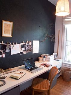 the marion house book #home #interior #typography #office #workspace #wall
