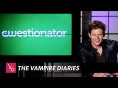 The Vampire Diaries - CWestionator: Zach Roerig - YouTube