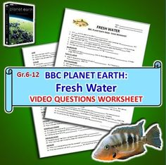 this editable two page video question worksheet with answer key is for bbc planet earth 39 s fresh. Black Bedroom Furniture Sets. Home Design Ideas