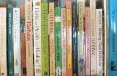 Herb Books for Beginner Herbalists