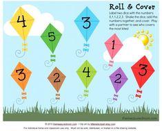 preschool activities, games, kite activities for preschool, addit game, kite theme for preschool, kids, kites, count game, preschools
