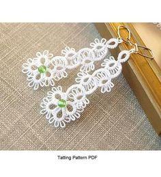 Tatting Pattern  Magic Twigs  tatted lace by TattingPatterns, $3.00