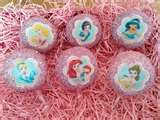 Happiness...Disney Princess Cake Pops