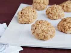 Miss Mickey's Peanut Butter Balls from FoodNetwork.com