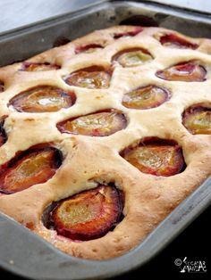 reteta prajitura cu prune