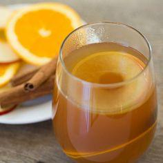 Hot Apple Cider Rum Punch