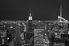 NYC View from Rockefeller (© Sam Gallagher)