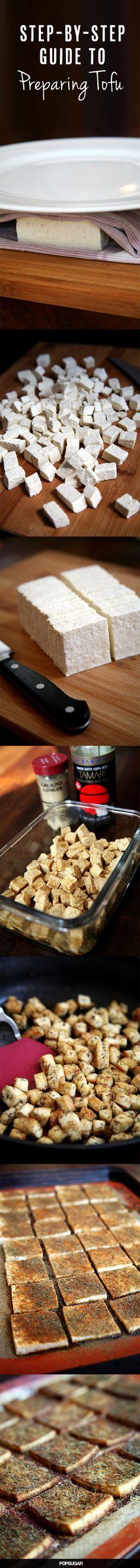 A Newbie's Guide to Preparing Tofu (That Even Tofu-Haters Will Love!)